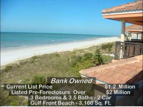 Gulf of Mexico-Luxury Home-Bank Owned
