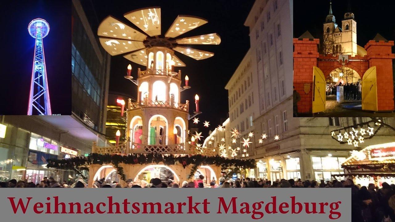 Magdeburg Weihnachtsmarkt öffnungszeiten.Magdeburger Weihnachtsmarkt Dieses Jahr Mit Aussichtsturm