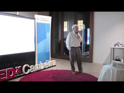 Tedx Canberra Adventure :Open Mic Night - Peter Gately - Stick on Satellite Trackers
