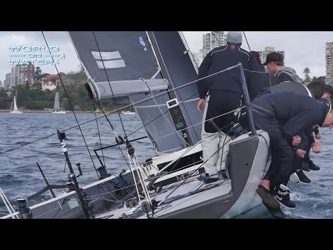 World On Water TV June 08 18 Sailing News, Auckland-Noumea, Melges 32, Pac 52, Finns, Volvo, MC 38