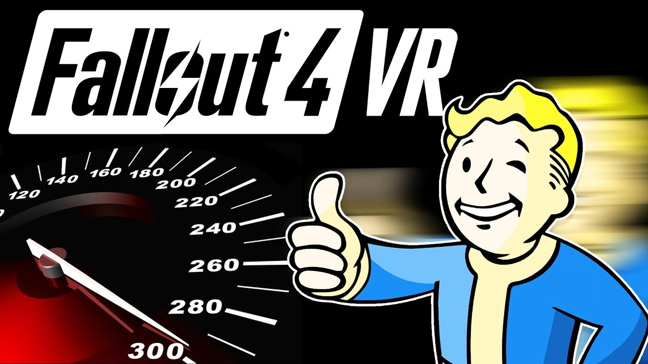 FALLOUT 4 VR - HUGE PERFORMANCE BOOST! | FO4 VR Tutorial: 4 Steps To  Butter-smooth 90fps