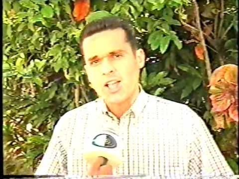 11081998 Reportagem Sobre a Missão Internacional  Diário na TV
