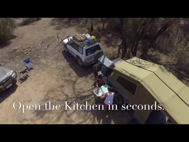 Eureka Offroad Camper Trailers