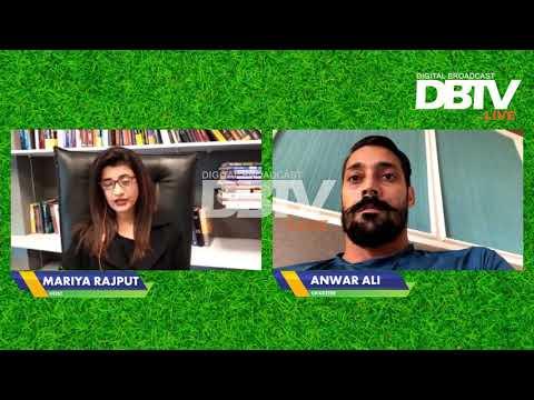 Interview with Mariya Rajput of DBTV