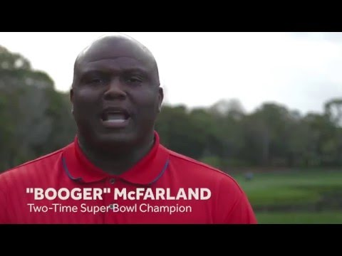 Booger McFarland hosts 5th Annual Abe Brown Legacy Golf Tournament