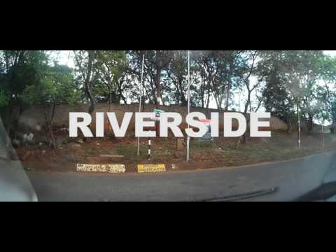 Driving Around Nairobi - Lavington & Riverside Dashcam