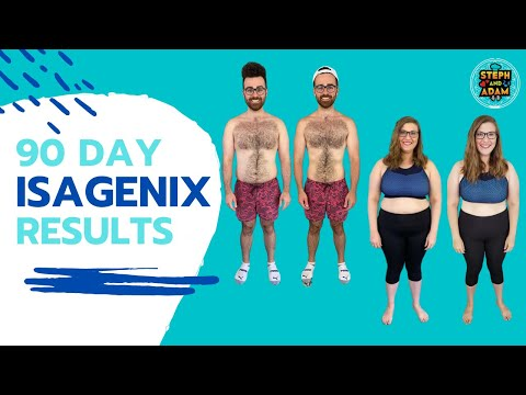 isagenix-90-day-transformation-results