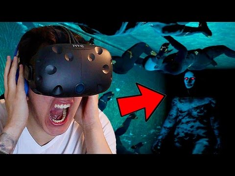 THE #1 SCARIEST GAME EVER CREATED!!! Volume Warning   HTC VIVE |