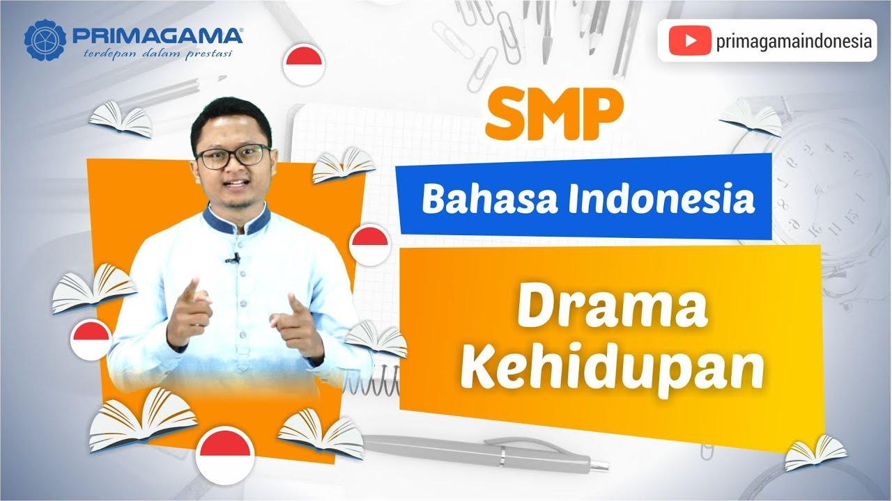 Video Pembelajaran | SMP | Bahasa Indonesia | Drama…