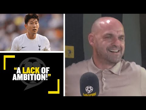 """Download """"A LACK OF AMBITION!""""🤨 Danny Murphy questions Son Heung-Min's ambition after signing new contract"""