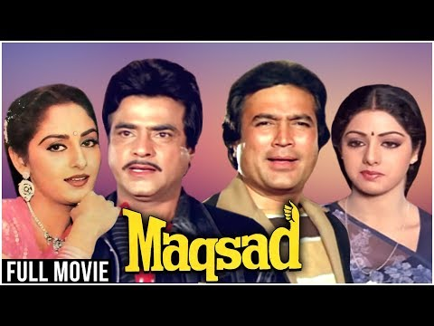 maqsad-full-hindi-movie-|-rajesh-khanna,-sridevi,-jeetendra,-jaya-prada-|-rajesh-khanna-hindi-movies