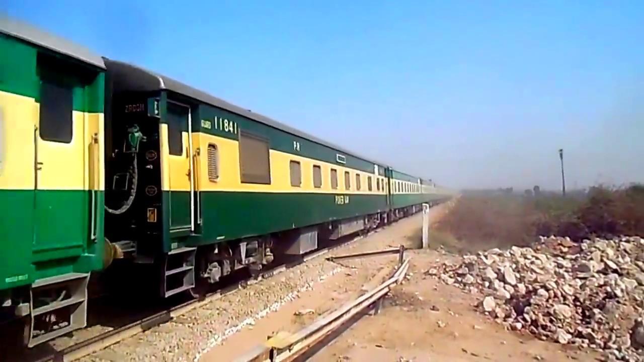 passing green line train - 1280×720