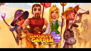 Gnomes Garden Lost King Full Playthrough (1000G a Day for a Year - Day 141) screenshot 2