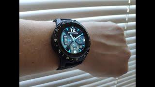 smart watch Lemfo M5S Уникальный круглый экран с множеством полезных функций!