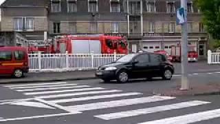 Ancienne caserne des pompiers de Chaumont / archives 2007/
