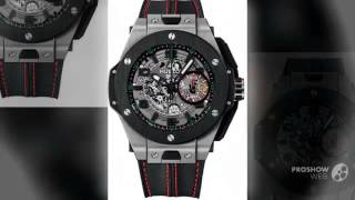 видео часы Girard Perregaux