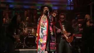 lauryn hill live could you be loved bob marley cover