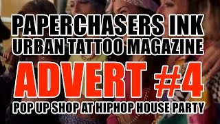 Paperchasers Ink - HHHP - Advert