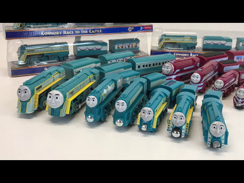 Connor and Caitlin Collection Thomas & Friends Trains