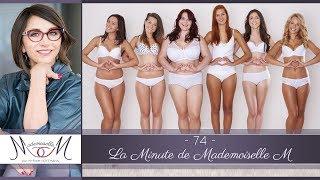 La Minute de Mademoiselle M74 - Montrez-vous indulgente