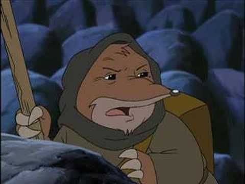 A Tale Of Redwall: Martin The Warrior - Intro and Credits