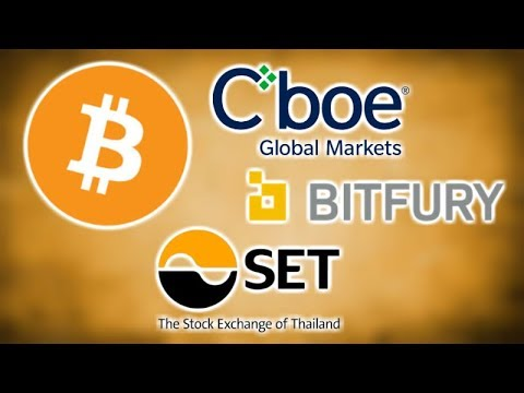 CBOE Stops Bitcoin Futures - BitFury HadePay BTC Lightning Network - Thai Stock Exch Digital Assets