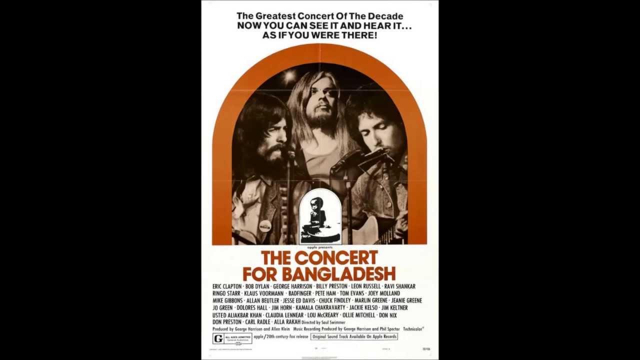 The Beatles Polska: Koncert dla Bangladesh