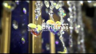 SWAROVSKI ELEMENTS to light up Takashimaya Christmas 2011 Thumbnail
