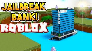 BANK (From Jailbreak) | Build A Boat For Treasure ROBLOX