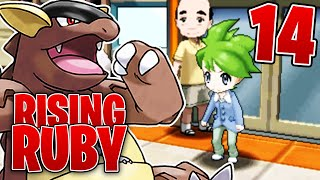 Pokemon Rising Ruby - EP 14 - Rising Ruby and Sinking Sapphire Playthrough