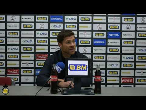 Jornada 17. Rueda de prensa post de Xabi Alonso