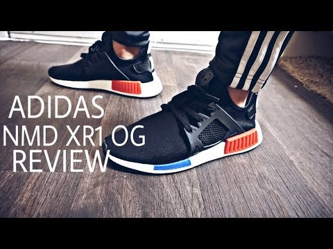 ADIDAS NMD XR1 OG REVIEW/ ON FEET