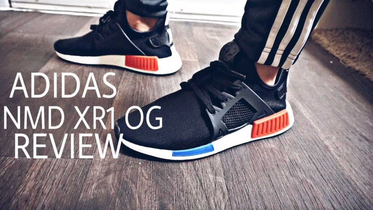 COM S32218 adidas Shoes Nmd_XR1 PK grey/black/white 2016