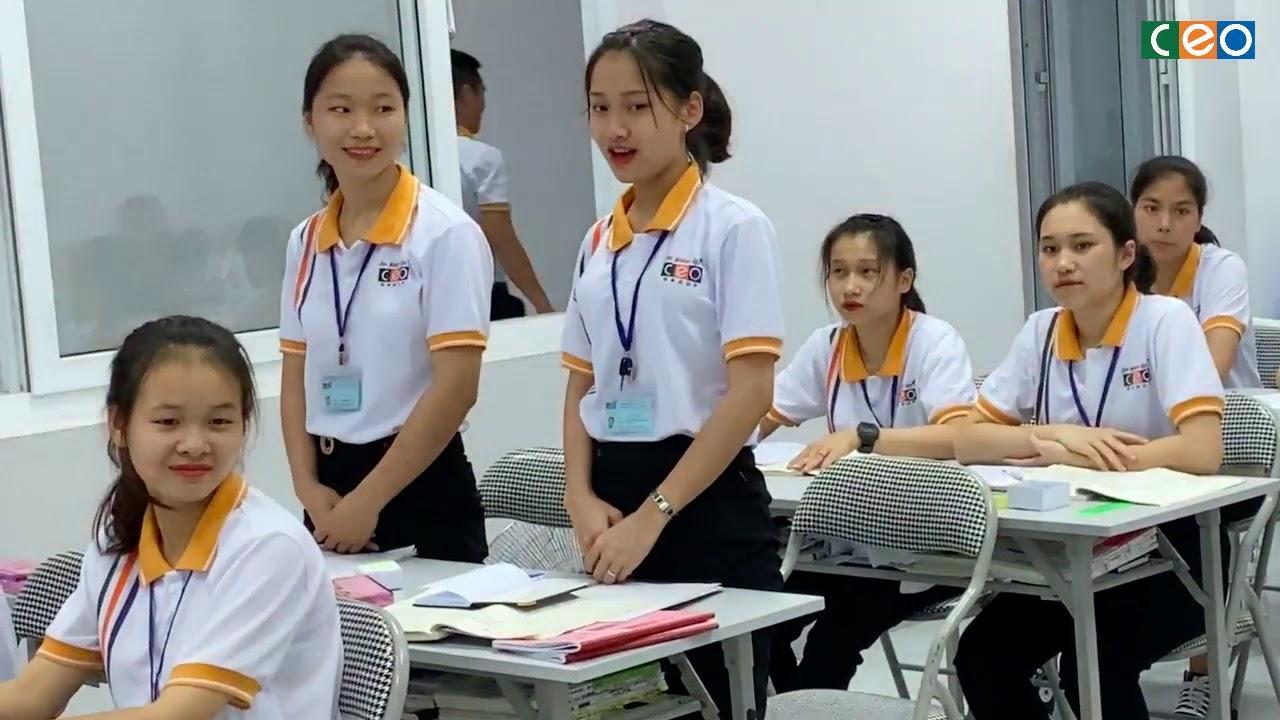 Một ngày của TTS CEO trường Cao đẳng Đại Việt
