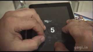 Wammy Desire unboxing and review- dual core low cost tablet