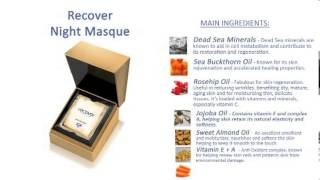 Seacret Recover Night Masque Thumbnail
