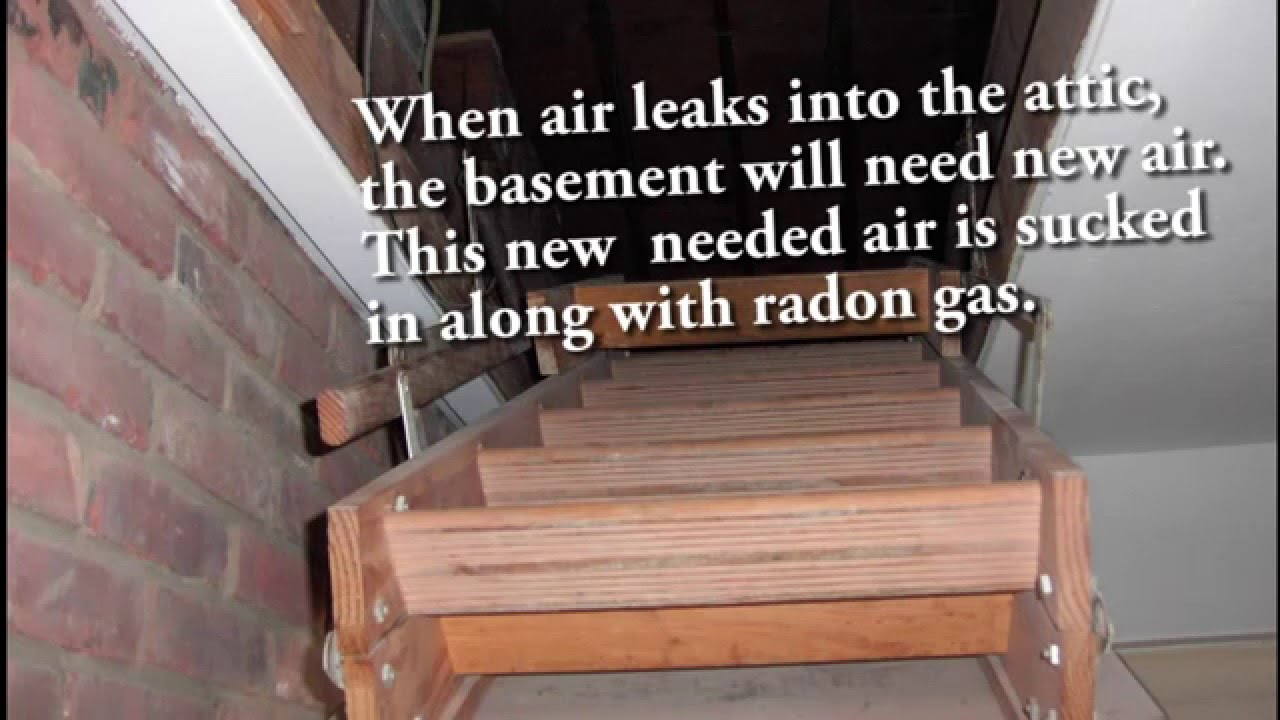 Free Easy Way To Lower Radon Gas YouTube - Radon in basements