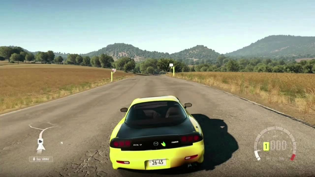 Forza Horizon 2 Best Engine Sounds Part 1 Xbox One - YouTube