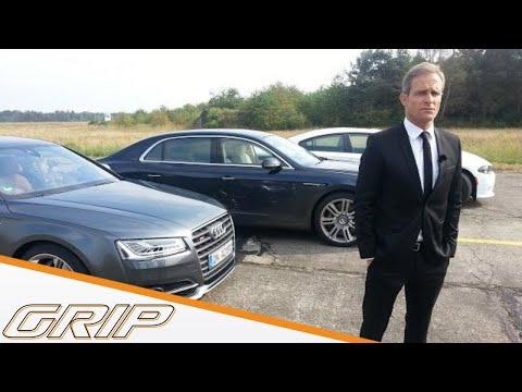 "GRIP sucht das perfekte ""The Transporter""-Auto - Folge 331 - RTL2"
