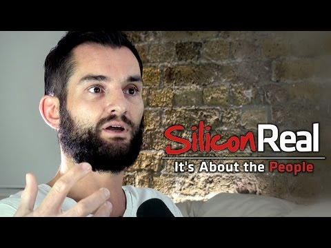 Andrew Tarver - Bold Rocket | Silicon Real - YouTube