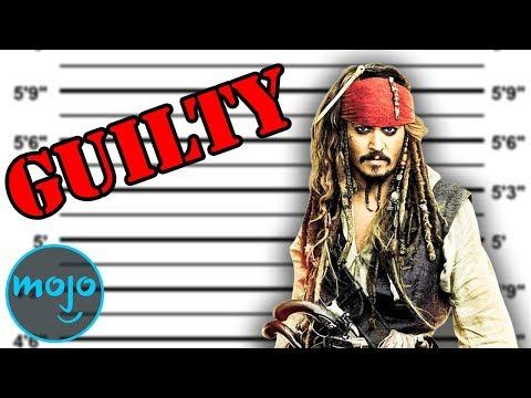 Top 10 Movie Heroes Who Should Be In Jail