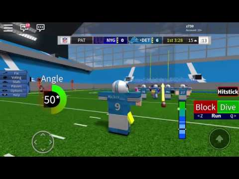 Roblox Legendary Football How To Be A Global Youtube