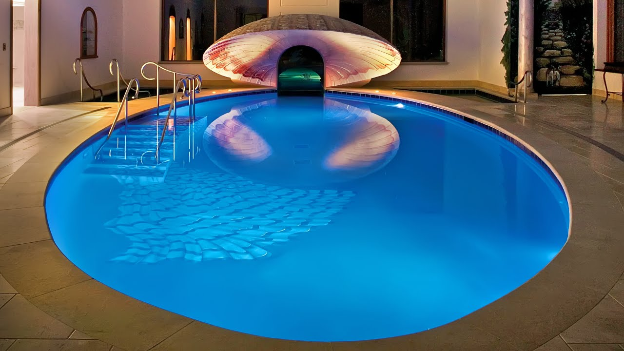Luxury Homes With Indoor Pools 14 Ideas