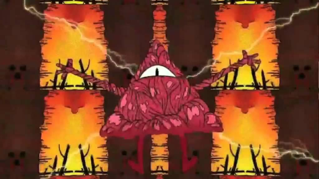 Gravity Falls Bill Cipher Wallpaper Hd Gravity Falls Weirdmageddon Broken Barriers Slow