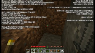 Un nuovo mondo..... - Minecraft - Mondo Buffet