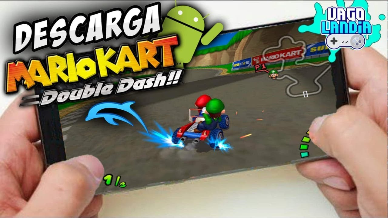 Mario Kart Double Dash En Android Mega Mediafire Galaxy S9 Test