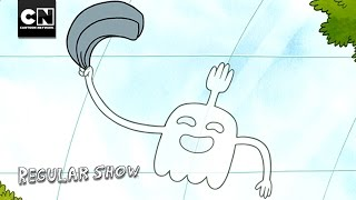 Muscle Man Naps | Regular Show | Cartoon Network