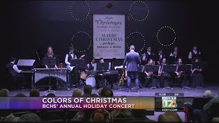 BCHS annual Colors of Christmas