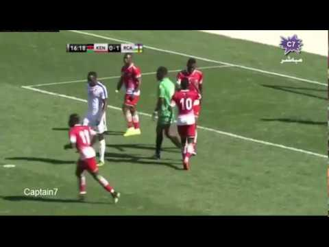 Kenya vs Central African Republic 2-3 Match Preview 27/03/2018