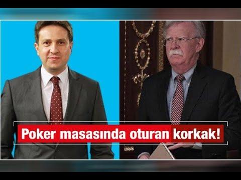 Batuhan Yaşar : Poker masasında oturan korkak!